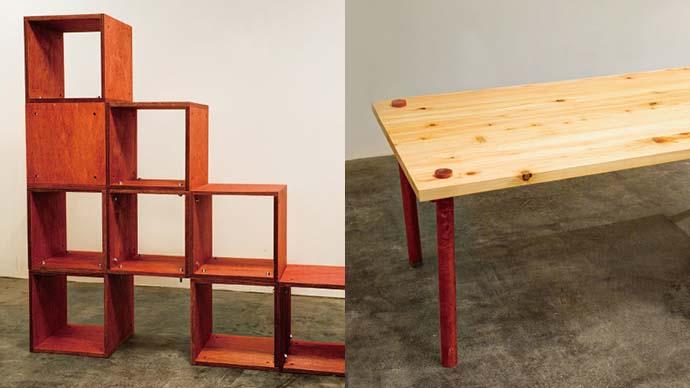 1日で作れる!職人が教える【美しい木工家具】の作り方