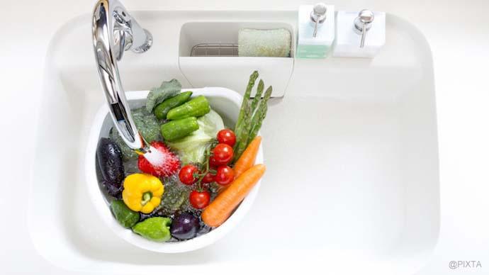 誰かに教えたい!【キッチンの排水溝】の超簡単な掃除術