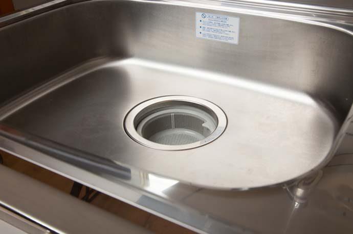 溝 キッチン 掃除 排水