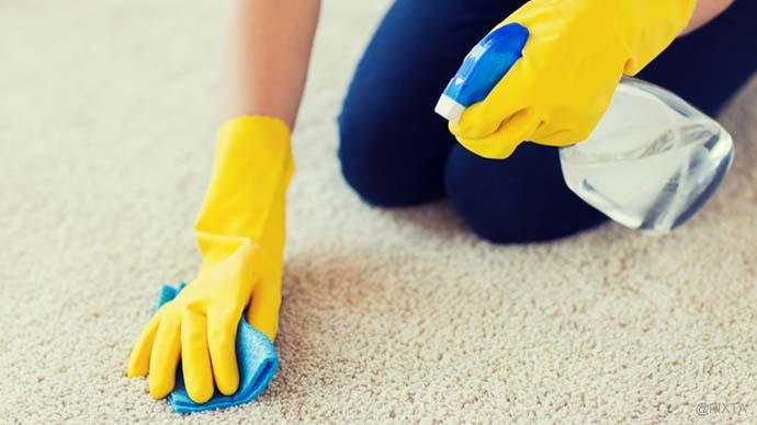 【知っておくと便利】カーペットの汚れの取り方10選#生活の知恵