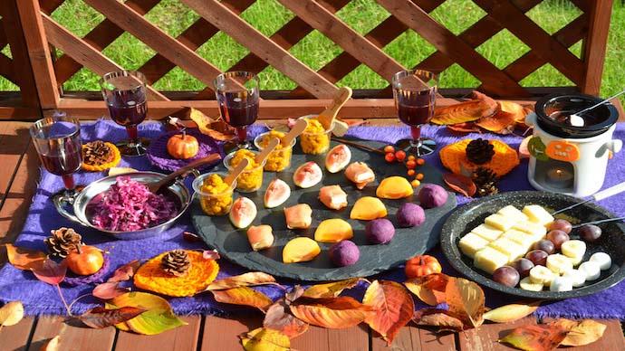 庭先でもOK◎ハロウィンを楽しむバーベキューレシピ&可愛い盛り付けのポイント