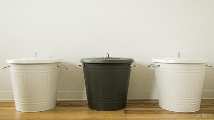 【アノ臭い対策】ゴミ箱の超簡単な消臭術