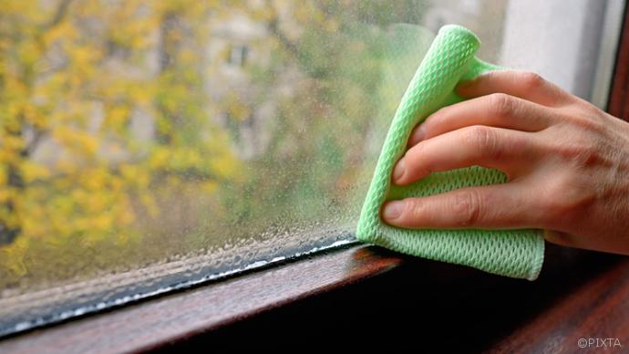 寒くなる前に必読!お手軽な窓の結露対策とは
