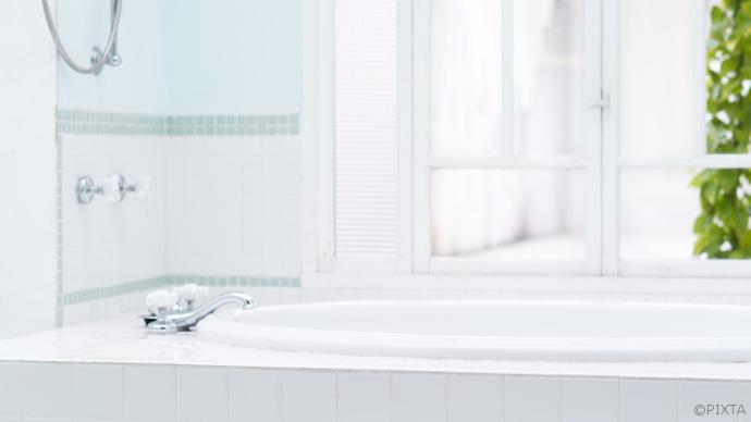 天敵【ゴムパッキンのカビ】を掃除するワザ#お風呂#ピカピカ