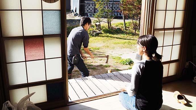 【素敵な縁側レポート】雲海・ご来光・紅葉、3つが揃う「ゲストハウスカナメ」(長野県)