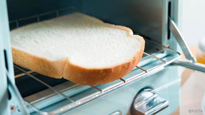 【パパッときれい】トースターの簡単掃除術#あれが大活躍