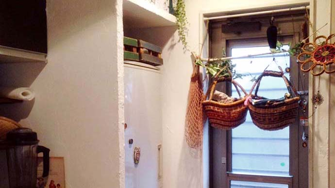 【DIY】キッチンのセルフリフォーム!目隠し壁を作りました