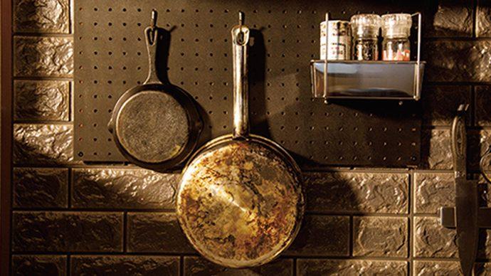 DIYで模様替え!効率アップを叶える「キッチン収納」の作り方