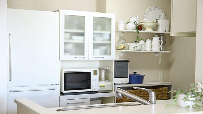 もう散らかさない!キッチンの収納術7選【収納のプロ実践中】