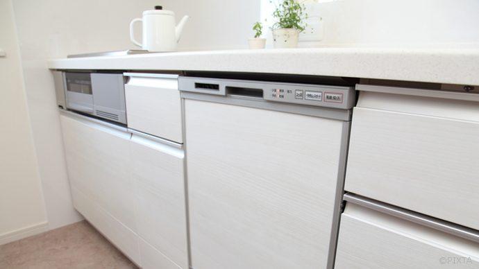 これだけでキレイ!食洗機のパパッと掃除術
