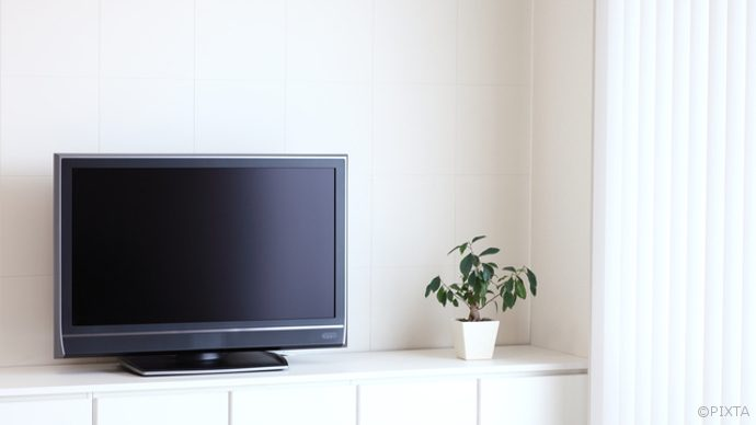 指紋や汚れ解消!テレビ画面の簡単・掃除術