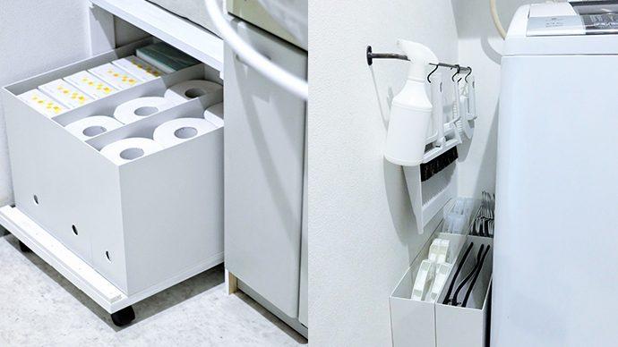 a852434b2d 片付けやすい!洗面所の収納アイデア5選  Pacoma パコマ   暮らしの ...