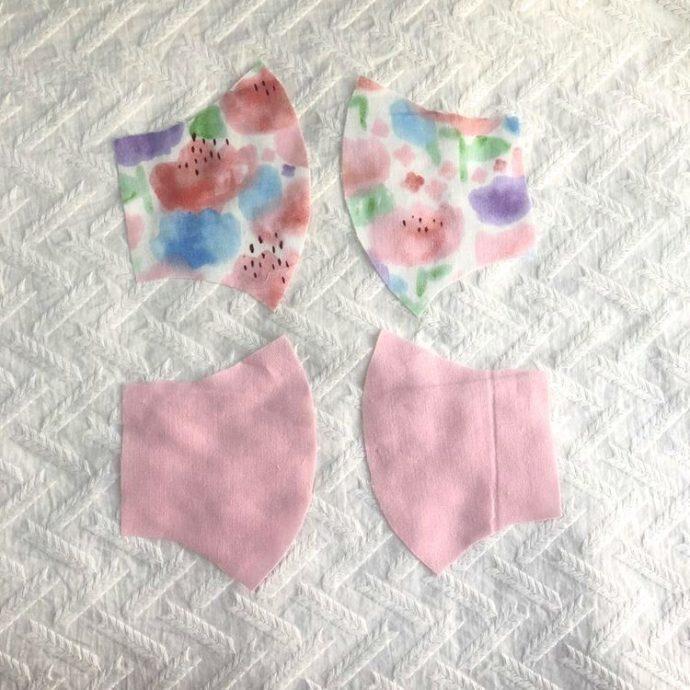 手作り 子供 用 マスク