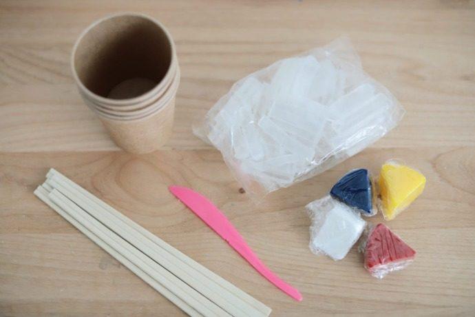 石鹸 作り方 紙