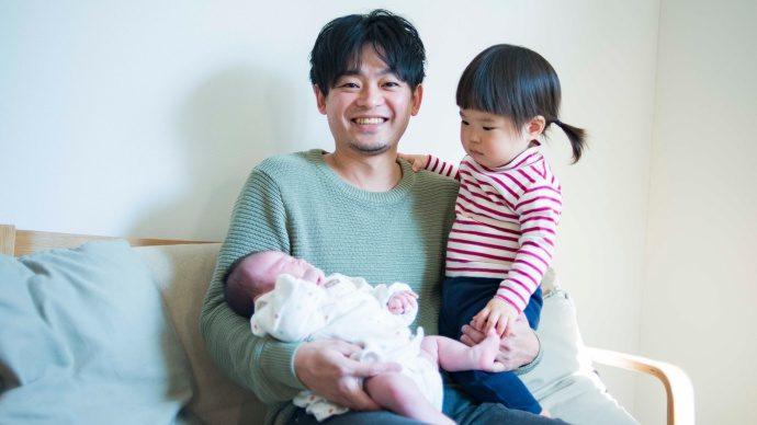 Webプランナー・山本真也さん/「仕事が落ち着いたら家庭」ではなく、まずは家庭をよくしていく【夫婦のチームワーク vol.8】
