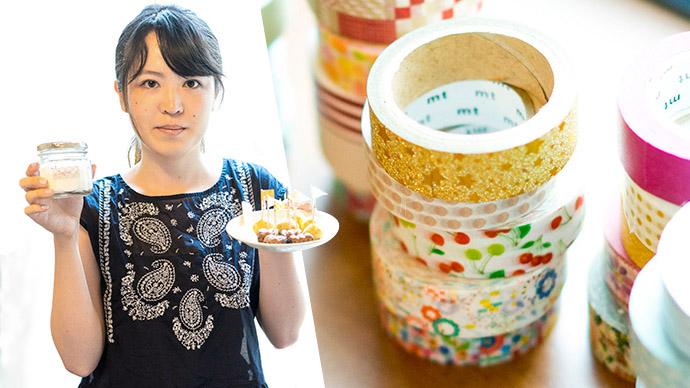 マスキングテープで身の周りを彩る!キッチン&食卓への活用法4選【#マステ好き】