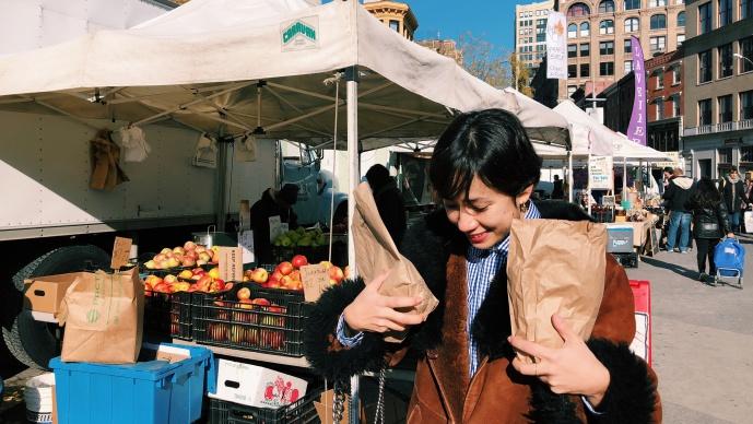 おいしい野菜やお得な日用品が買いたい! 便利なショップやマーケット、日本食スーパーをご紹介【ベイカー恵利沙の憧れNY/vol.3】